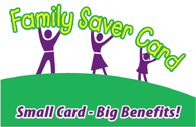 Family Saver Card