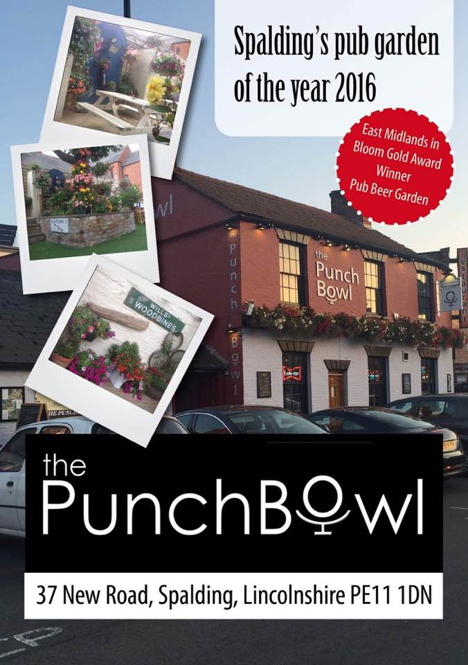 The PunchBowl Spalding